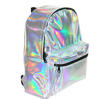 HOLOGRAPHIC BACKPACK - PRE ORDER
