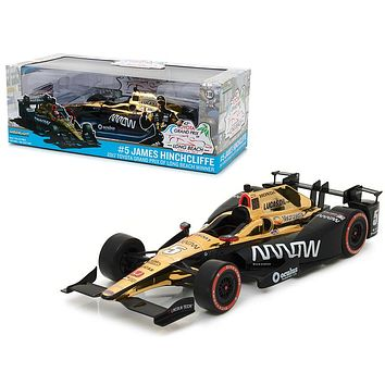 2017 Toyota Gr& Prix of Long Beach Winner James Hinchcliffe Schmidt 1:18