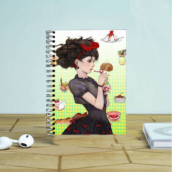 Kiki'S Delivery Service Photo Notebook Auroid