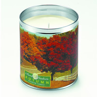 Autumn Road Candle