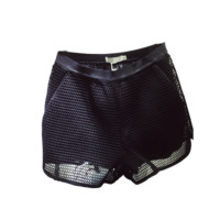 Mesh Sports Style Shorts
