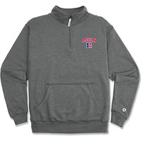 American University 1/4 Zip Fleece Pullover