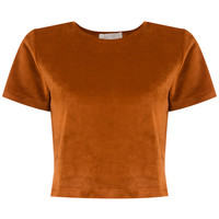 Lilly Sarti Cropped Blouse - Farfetch