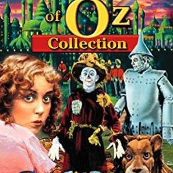 OIiver Hardy & Hal Roach & J. Farrell MacDonald-The Wizard of Oz Collection 4 Movie Pack