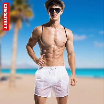2018 Man Men's Swimwear Swim Beach Board shorts swim trunks Swimsuits Bathing Suits Men Swimming Boxer Surf Wear Gay