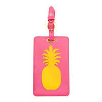 LoloBag - Luggage Tag / Yellow Pineapple