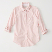 Womens Oxford Shirt | Womens New Arrivals | Abercrombie.com