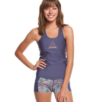 Dakine Women's Flow Snug Fit Tank Rashguard at SwimOutlet.com