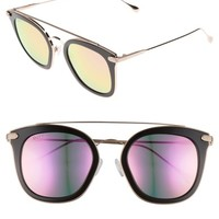 DIFF Zoey 51mm Polarized Sunglasses | Nordstrom