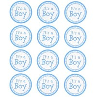It's a Boy Envelope Seals | Shop Hobby Lobby