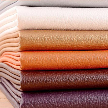 50x68cm Pu Synthetic Leather Material Leather Upholstery Fabric For Car Seat Tissu Simili Cuir Kunstleer Stof Tela Para Mueble