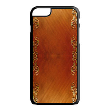 Wooden Surface iPhone 6S Plus Case
