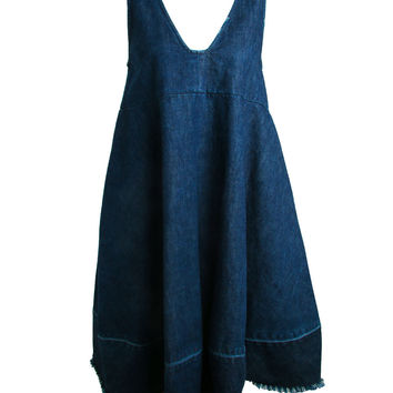 Rachel Comey Denim Flee Dress 4