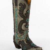 Corral Applique Cowboy Boot