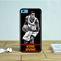 Kyrie Irving - Cleveland Cavaliers iPhone 5 5S 5C Case Dewantary