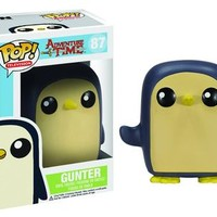 Pop Television Adventure Time Gunter Vinyl Figure at TFAW.com