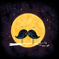 $20.00 Moonstache - Threadless.com - Best t-shirts in the world