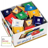 Ritter Sport Mini Colorful Variety, 84 Pieces, 3.09 lb