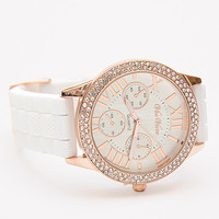 Never Ending Watch - White - One