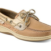 Bluefish Cork 2-Eye Boat Shoe