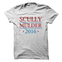 Scully Mulder 2016