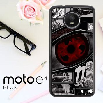 Anime Naruto Sharingan X4954 Motorola Moto E4 Plus Case