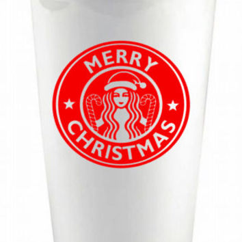 Candy Cane Custom Ceramic Reusable Coffee Cup - Personalized Coffee Cup - Candy Cane Travel Mug - Candy Cane Christmas - Santa Candy Canes