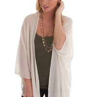 Sheer Delight Cardigan