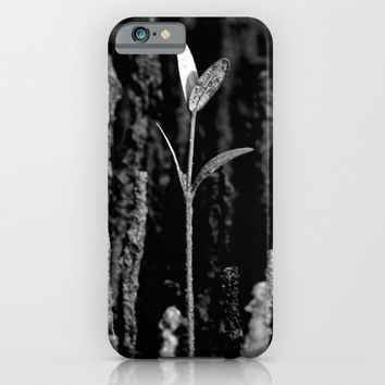 New Growth iPhone & iPod Case by Derek Delacroix