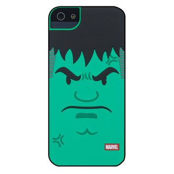 Marvel Comic Face Case for iPhone 5 /5s /SE - Hulk