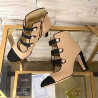 Chanel Women Sandals Boots Shoes