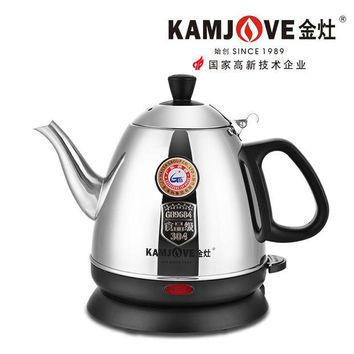 DCCKJG2 [GRANDNESS] Kamjove E-400 Kamjove Electric Tea Kettle 0.8L 220V 1000W 304 stainless steel electric tea pot kettle teapot