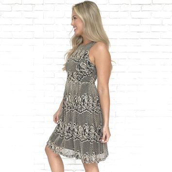 Long Lasting Lace Dress