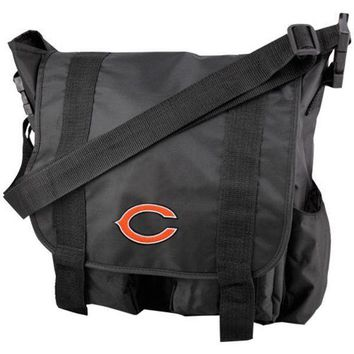 NFL Chicago Bears Baby Diaper Bag Messenger Bag New with Tags
