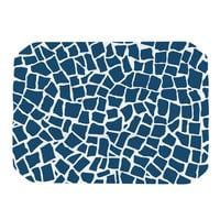 "Project M ""British Mosaic Navy"" Place Mat"