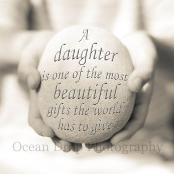 Digital File, Daughter Quote, Daughter Gift, Thanksgiving Gift, Gift for her, Daughter Quote Print, Daughter Print, Baby Girl Print