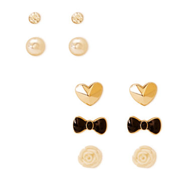 FOREVER 21 Sweet Thing Stud Set