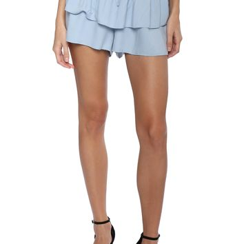 Jack Layer Up Ruffle Shorts