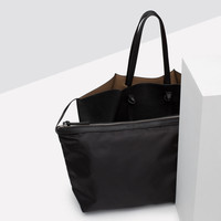 GEOMETRIC TOTE BAG SHOPPER New