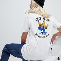 adidas Originals Womens Men T-Shirt