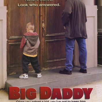 Big Daddy 11x17 Movie Poster (1999)