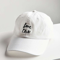 The Style Club Love Club Baseball Hat - Urban Outfitters
