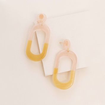 Aoa Resin Hoops
