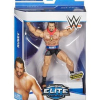 WWE Elite Series 34 Rusev