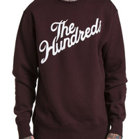 SHOP THE HUNDREDS | The Hundreds: Forever Slant Crewneck