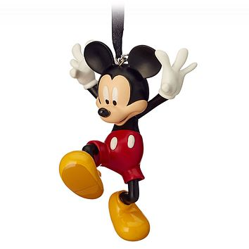 Disney 2018 Mickey Mouse Sketchbook Ornament New with Tags
