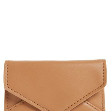 BP. Faux Leather Envelope Card Case | Nordstrom