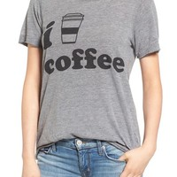 Chaser Coffee Graphic Tee | Nordstrom