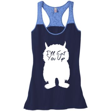 I'll Eat You Up Junior Varsity Tank