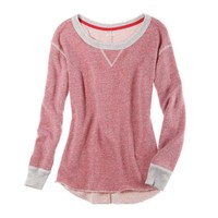 Aerie Softest French Terry Popover | Aerie for American Eagle